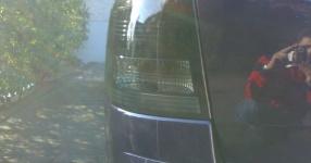 Mein Audi A6 Avant 2,7 Bi_Turbo Hier und da Tuning A6 Allroad Heck TFL schwarze Rückleuchten  Bild 357608
