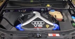 Mein Audi A6 Avant 2,7 Bi_Turbo Hier und da Tuning A6 Allroad Heck TFL schwarze Rückleuchten  Bild 357610