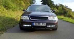 Mein Audi A6 Avant 2,7 Bi_Turbo Hier und da Tuning A6 Allroad Heck TFL schwarze Rückleuchten  Bild 357612