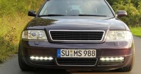 Mein Audi A6 Avant 2,7 Bi_Turbo Hier und da Tuning A6 Allroad Heck TFL schwarze Rückleuchten  Bild 357613
