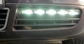 Mein Audi A6 Avant 2,7 Bi_Turbo Hier und da Tuning A6 Allroad Heck TFL schwarze Rückleuchten  Bild 357617