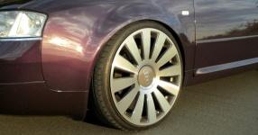 Mein Audi A6 Avant 2,7 Bi_Turbo Hier und da Tuning A6 Allroad Heck TFL schwarze Rückleuchten  Bild 357619