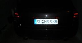 Mein Audi A6 Avant 2,7 Bi_Turbo Hier und da Tuning A6 Allroad Heck TFL schwarze Rückleuchten  Bild 357628