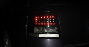 Mein Audi A6 Avant 2,7 Bi_Turbo Hier und da Tuning A6 Allroad Heck TFL schwarze Rückleuchten  Bild 357630