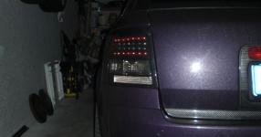 Mein Audi A6 Avant 2,7 Bi_Turbo Hier und da Tuning A6 Allroad Heck TFL schwarze Rückleuchten  Bild 357631