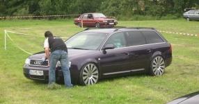 Mein Audi A6 Avant 2,7 Bi_Turbo Hier und da Tuning A6 Allroad Heck TFL schwarze Rückleuchten  Bild 357632