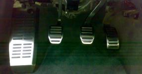Mein Audi A6 Avant 2,7 Bi_Turbo Hier und da Tuning A6 Allroad Heck TFL schwarze Rückleuchten  Bild 357634