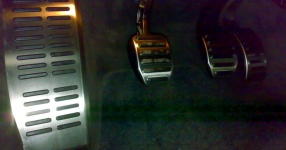 Mein Audi A6 Avant 2,7 Bi_Turbo Hier und da Tuning A6 Allroad Heck TFL schwarze Rückleuchten  Bild 357637