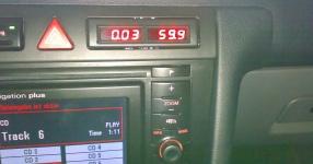 Mein Audi A6 Avant 2,7 Bi_Turbo Hier und da Tuning A6 Allroad Heck TFL schwarze Rückleuchten  Bild 357638