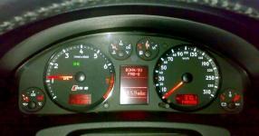 Mein Audi A6 Avant 2,7 Bi_Turbo Hier und da Tuning A6 Allroad Heck TFL schwarze Rückleuchten  Bild 357639