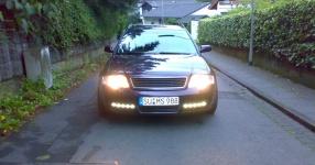 Mein Audi A6 Avant 2,7 Bi_Turbo Hier und da Tuning A6 Allroad Heck TFL schwarze Rückleuchten  Bild 357649