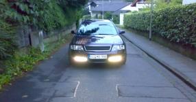 Mein Audi A6 Avant 2,7 Bi_Turbo Hier und da Tuning A6 Allroad Heck TFL schwarze Rückleuchten  Bild 357650