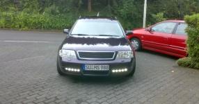 Mein Audi A6 Avant 2,7 Bi_Turbo Hier und da Tuning A6 Allroad Heck TFL schwarze Rückleuchten  Bild 357651