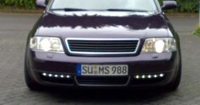Mein Audi A6 Avant 2,7 Bi_Turbo Hier und da Tuning A6 Allroad Heck TFL schwarze Rückleuchten  Bild 357655