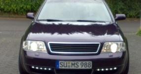Mein Audi A6 Avant 2,7 Bi_Turbo Hier und da Tuning A6 Allroad Heck TFL schwarze Rückleuchten  Bild 357656