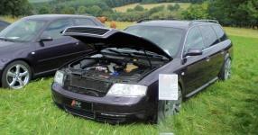 Mein Audi A6 Avant 2,7 Bi_Turbo Hier und da Tuning A6 Allroad Heck TFL schwarze Rückleuchten  Bild 357660