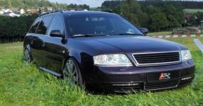 Mein Audi A6 Avant 2,7 Bi_Turbo Hier und da Tuning A6 Allroad Heck TFL schwarze Rückleuchten  Bild 357661