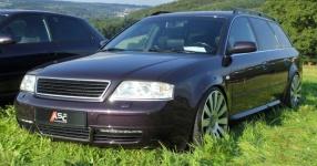 Mein Audi A6 Avant 2,7 Bi_Turbo Hier und da Tuning A6 Allroad Heck TFL schwarze Rückleuchten  Bild 357662