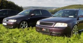 Mein Audi A6 Avant 2,7 Bi_Turbo Hier und da Tuning A6 Allroad Heck TFL schwarze Rückleuchten  Bild 357663
