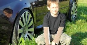 Mein Audi A6 Avant 2,7 Bi_Turbo Hier und da Tuning A6 Allroad Heck TFL schwarze Rückleuchten  Bild 357664