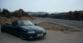 BMW 3 Cabriolet (E36) 05-1995 von SCHMORNDERL  Cabrio, BMW, 3 Cabriolet (E36)  Bild 359365
