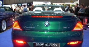 BMW 3 Cabriolet (E36) 05-1995 von SCHMORNDERL  Cabrio, BMW, 3 Cabriolet (E36)  Bild 359416