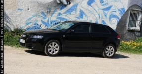 Carshooting: Paul's Audi A3 8P verrat ich nicht Carshooting Paul Audi A3 8P  Bild 376280