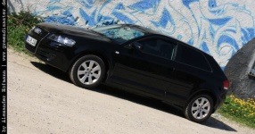 Carshooting: Paul's Audi A3 8P verrat ich nicht Carshooting Paul Audi A3 8P  Bild 376281