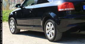 Carshooting: Paul's Audi A3 8P verrat ich nicht Carshooting Paul Audi A3 8P  Bild 376282