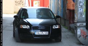 Carshooting: Paul's Audi A3 8P verrat ich nicht Carshooting Paul Audi A3 8P  Bild 376292