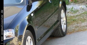 Carshooting: Paul's Audi A3 8P verrat ich nicht Carshooting Paul Audi A3 8P  Bild 376306