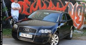 Carshooting: Paul's Audi A3 8P verrat ich nicht Carshooting Paul Audi A3 8P  Bild 376309