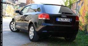 Carshooting: Paul's Audi A3 8P verrat ich nicht Carshooting Paul Audi A3 8P  Bild 376314