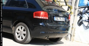 Carshooting: Paul's Audi A3 8P verrat ich nicht Carshooting Paul Audi A3 8P  Bild 376319