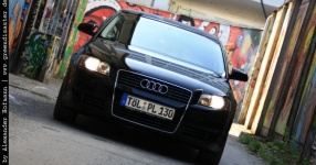 Carshooting: Paul's Audi A3 8P verrat ich nicht Carshooting Paul Audi A3 8P  Bild 376332