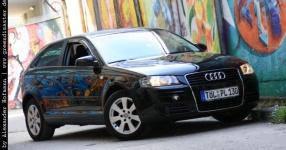 Carshooting: Paul's Audi A3 8P verrat ich nicht Carshooting Paul Audi A3 8P  Bild 376334