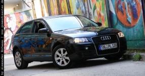 Carshooting: Paul's Audi A3 8P verrat ich nicht Carshooting Paul Audi A3 8P  Bild 376335