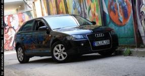 Carshooting: Paul's Audi A3 8P verrat ich nicht Carshooting Paul Audi A3 8P  Bild 376336