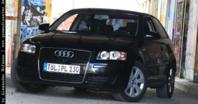 Carshooting: Paul's Audi A3 8P verrat ich nicht Carshooting Paul Audi A3 8P  Bild 376344