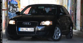 Carshooting: Paul's Audi A3 8P verrat ich nicht Carshooting Paul Audi A3 8P  Bild 376348