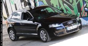 Carshooting: Paul's Audi A3 8P verrat ich nicht Carshooting Paul Audi A3 8P  Bild 376365