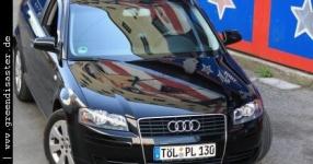 Carshooting: Paul's Audi A3 8P verrat ich nicht Carshooting Paul Audi A3 8P  Bild 376379