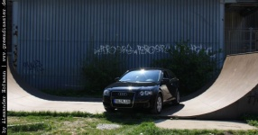 Carshooting: Paul's Audi A3 8P verrat ich nicht Carshooting Paul Audi A3 8P  Bild 376396
