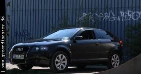 Carshooting: Paul's Audi A3 8P verrat ich nicht Carshooting Paul Audi A3 8P  Bild 376400