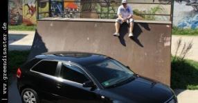 Carshooting: Paul's Audi A3 8P verrat ich nicht Carshooting Paul Audi A3 8P  Bild 376406