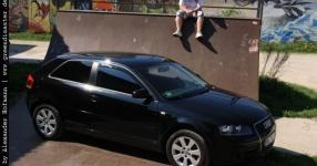 Carshooting: Paul's Audi A3 8P verrat ich nicht Carshooting Paul Audi A3 8P  Bild 376408