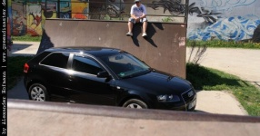 Carshooting: Paul's Audi A3 8P verrat ich nicht Carshooting Paul Audi A3 8P  Bild 376413