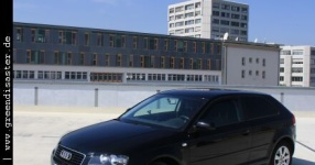 Carshooting: Paul's Audi A3 8P verrat ich nicht Carshooting Paul Audi A3 8P  Bild 376442