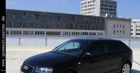 Carshooting: Paul's Audi A3 8P verrat ich nicht Carshooting Paul Audi A3 8P  Bild 376443