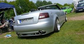 Audi A4 Cabriolet (8H7, 8HE) 03-2003 von funky  Cabrio, Audi, A4 Cabriolet (8H7, 8HE)  Bild 380886